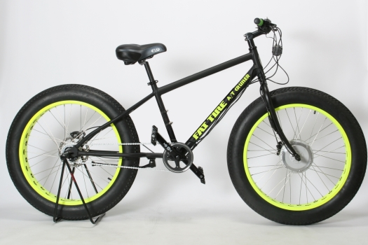 Buy the Fat Tire AT All Terrain Cruiser Bike Online